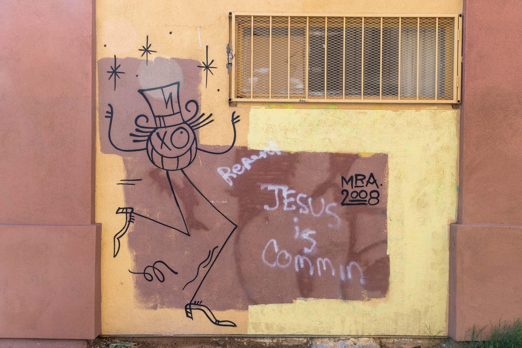 Street art à Las Vegas