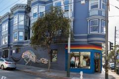Street art à San Francisco