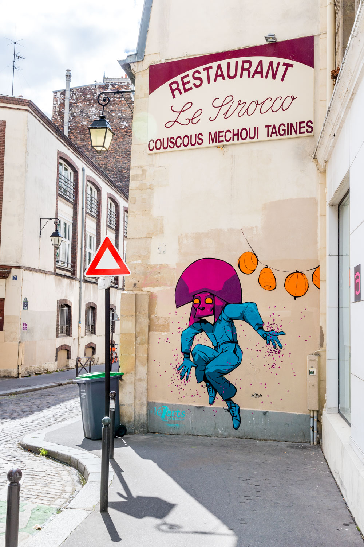Les Lézarts de la Bièvre 2019.