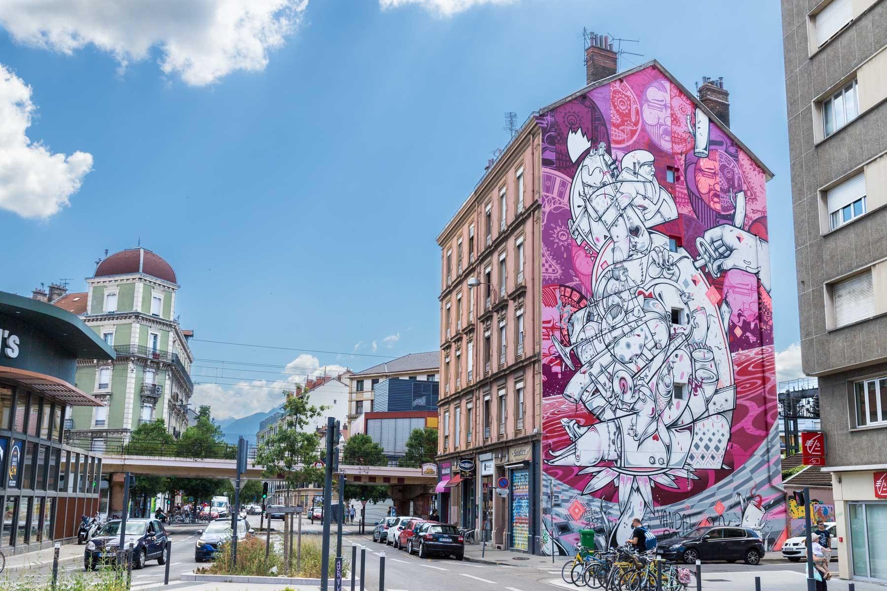 Hownosm - Grenoble - Juillet 2019
