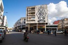 Street art à Rabat