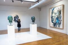 """""""L'atelier"""" exposition de Hopare à l'Atelier Richelieu"""