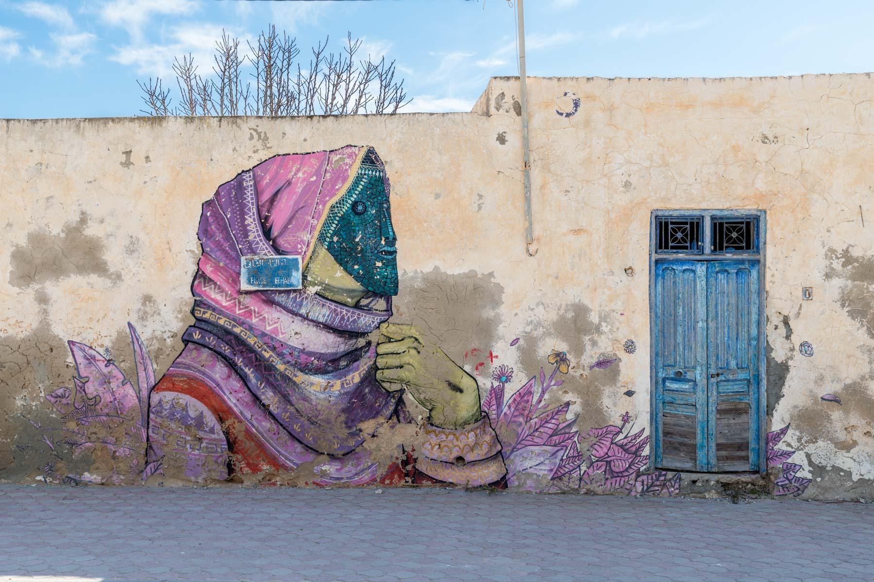 Djerbahood - Février 2020