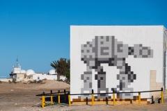DJBA_41- AT-AT Star Wars camel - Houmt Souk
