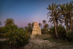 DJBA_37 - Keep on the path to les rochers. Awesome spot ! - Sidi Yati