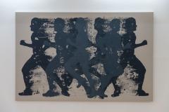 """""""Fences faces"""" exposition de Icy & Sot à la galerie Magda Danysz"""