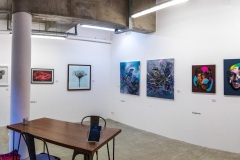 """""""Réalités"""" exposition collective à la galerie Mathgoth"""