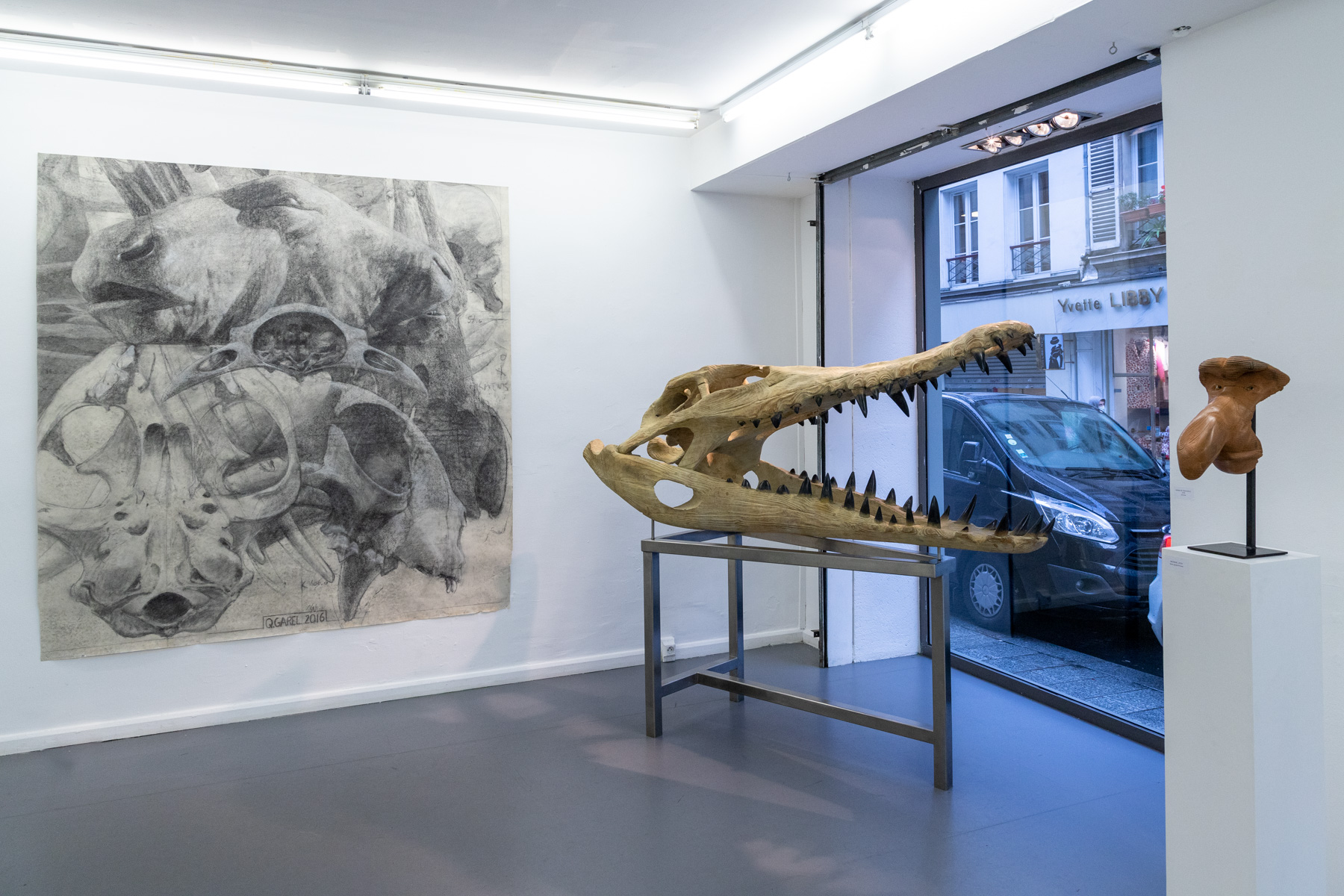 Swoon - Galerie LJ