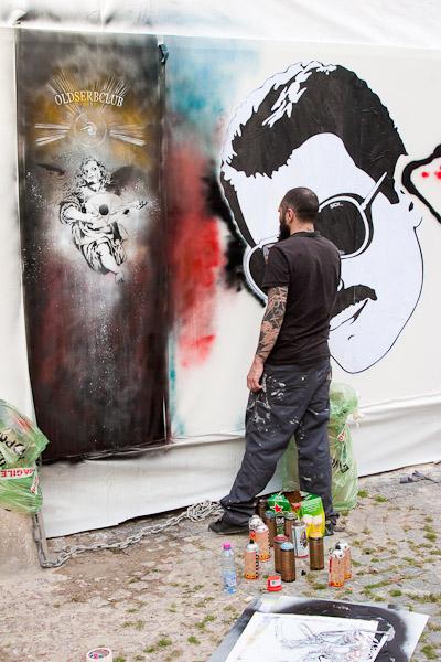 La nuit du Street Art 2009 - Lundi 25 mai 2009