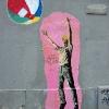 Sur les murs de Paris