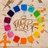 Cercle chromatique - Rue Chappe 18è