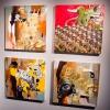 9è Concept à Beaubourg pour l'expo Peinture Fraiche.