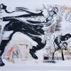 """Obey Giant versus WK Interact """"The East/West Propaganda Project"""""""