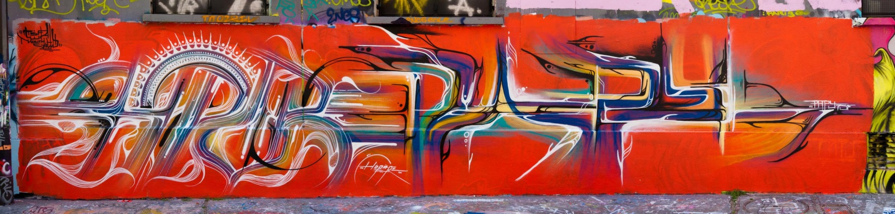 Hopare - Avril 2011