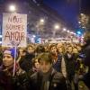 Dimanche 11 janvier 2015, marche pour Charlie et la liberté.