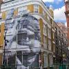 JR s\'affiche à Londres