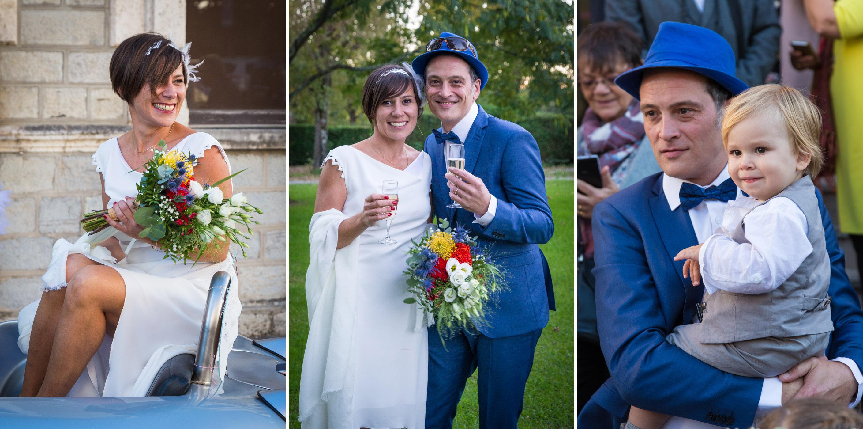 Mariage de Vanessa et d'Anixeto - Octobre 2016