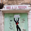 MissTic dans les rues de Arles