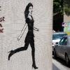 MissTic dans les rues de Paris