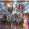 Speedy Graphito à l'occasion des Lézarts de la Bièvre 2005