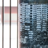 Grafs, pochoirs et affiches sur les murs de Vitry (Paris)